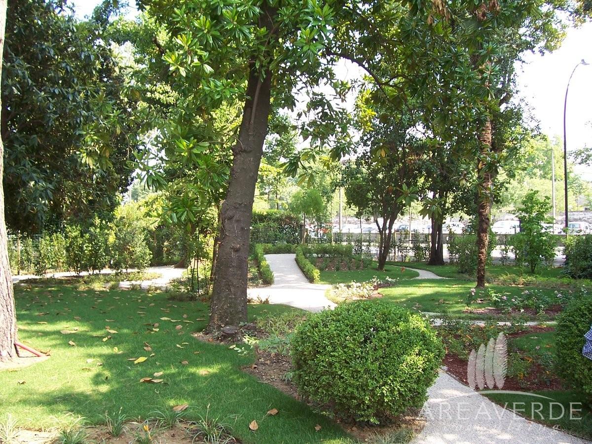 Areaverde  Restauro Giardino Privato a Treviso - Areaverde